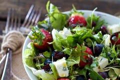 Salada saud?vel Imagem de Stock Royalty Free