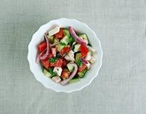 Salada Shirazi Imagem de Stock Royalty Free