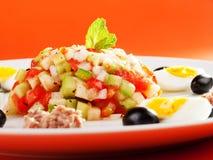 Salada tunisina Imagem de Stock