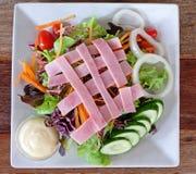 Salada vegetal misturada Fotografia de Stock Royalty Free