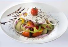 Salada verde _1 fotos de stock royalty free