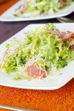 Salada verde Fotos de Stock