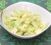 Salada verde Imagens de Stock