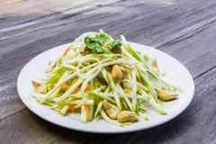 Salada verde da manga Fotos de Stock