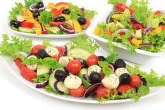 Saladas Foto de Stock Royalty Free
