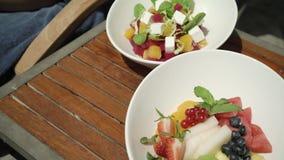 Saladas na tabela filme