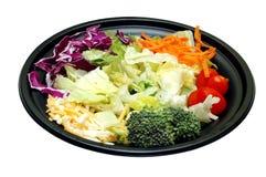 Salade à emporter Image libre de droits