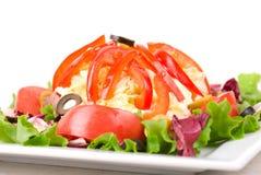 Salade épicée photo stock