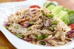 Salade épicée thaïlandaise Images stock