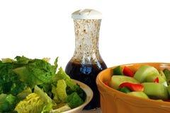 Salade 1 van de zomer Stock Fotografie