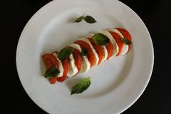Salade Royalty-vrije Stock Afbeeldingen