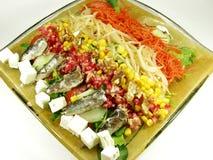 Salade Royalty-vrije Stock Afbeelding