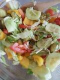 salade imagem de stock