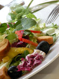 Salade Images stock