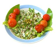 Salade. Royalty-vrije Stock Foto's
