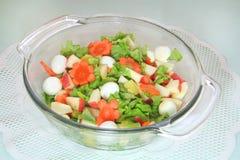 Salade 2 royalty-vrije stock foto