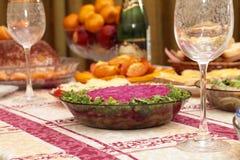 Salade. stock afbeeldingen