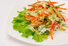 Salade Stock Foto