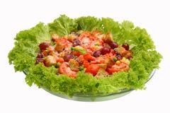 Salade 3 royalty-vrije stock afbeelding