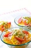 Salade, Image stock
