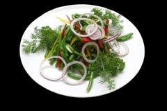 Salade, photo stock