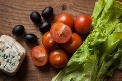 Salade Stock Foto's