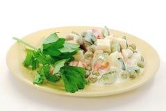 Salade Image libre de droits