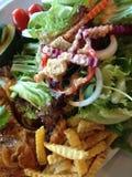 salade Arkivfoton