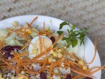 Salade photographie stock