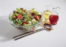 Salade Stock Afbeelding