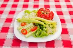 Salade 02 Photo libre de droits