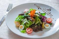 Salade appétissante Images stock