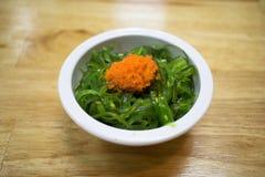 Salade aquatisch onkruid royalty-vrije stock afbeeldingen