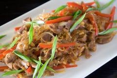 Salade chinoise Photo stock