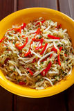 Salade chinoise Image stock