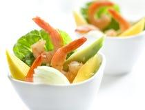 Salade délicieuse Photographie stock libre de droits