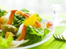 Salade délicieuse Images libres de droits