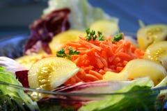 Salade délicieuse Photos libres de droits