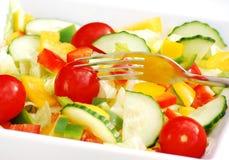 Salade d'été Images stock
