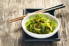 Salade d'algue images stock