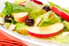 Salade d'Apple Photographie stock libre de droits