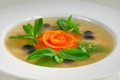 Salade d'aspic Images libres de droits