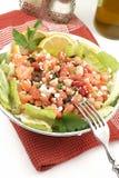 Salade d'haricot image stock
