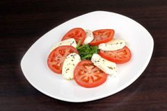 Salade d'Italie Image libre de droits