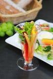 Salade de bâton Photo libre de droits
