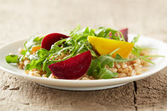 Salade de betterave Images libres de droits