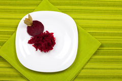 Salade de betteraves Images stock