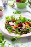 Salade de betteraves Image libre de droits
