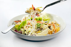 Salade de céréales Photo stock