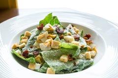 Salade de César images stock